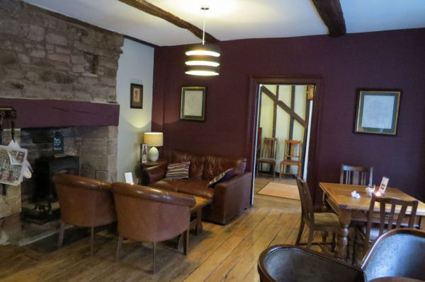 The Kings Head Hotel Ross On Wye Herefordshire