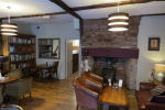 The Library at the Kings Head Hotel, Ross on Wye