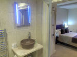 Standard Double Room - Bathroom